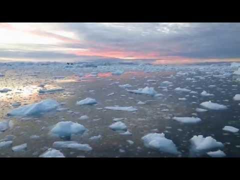 Grönland Arctic circle trail August 2014 HD