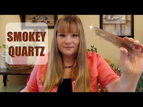 🔮SMOKEY QUARTZ/SMOKY QUARTZ: Properties and Tips for Use (Crystals, Minerals, Energy Healing)