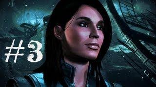 Mass Effect 3 - Walkthrough Part 3 - Liara (ME3 Kinect Gameplay) [PC/Xbox 360/PS3]