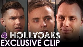 E4 Hollyoaks Exclusive Clip: Monday 8th January