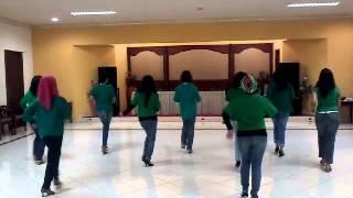 Jakarta Hongkong Line Dance - d