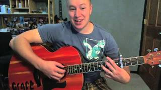 Between the Raindrops- Guitar Lesson- Lifehouse (ft Natasha Bedingfield)  Todd Downing