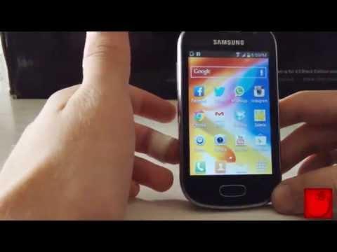 Samsung Galaxy Fame - Telefono ideal para internet y juegos casuales!