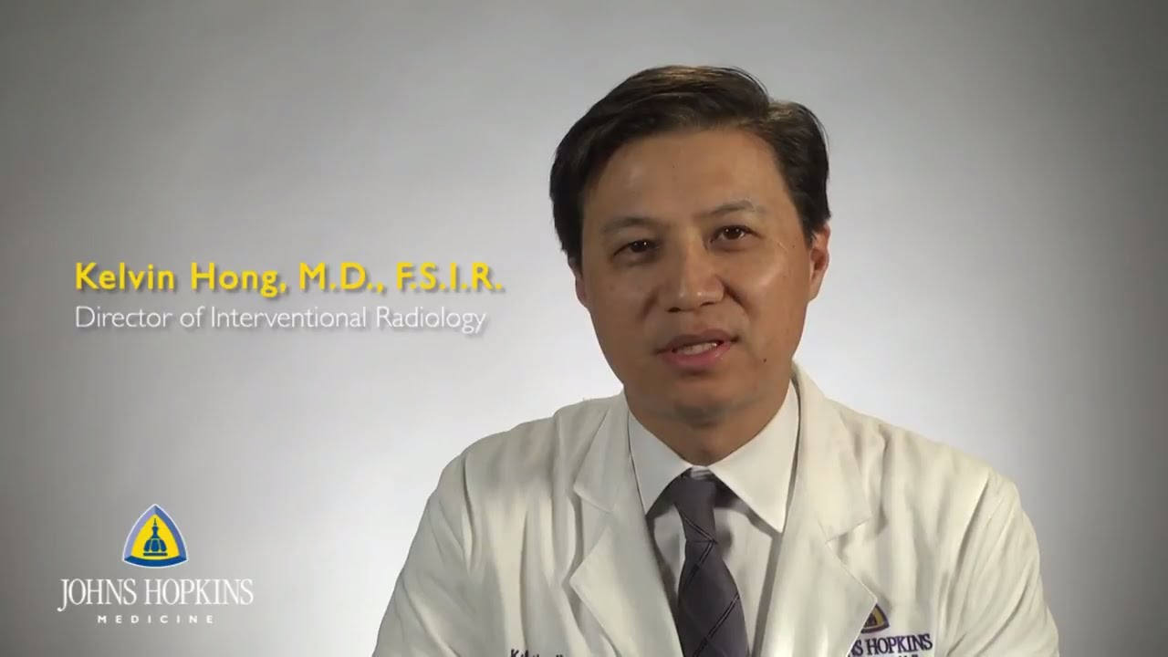 Dr  Kelvin Hong | Interventional Radiology