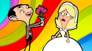 Mr Bean Comedy Cartoons ᴴᴰ • The Best Episodes! • NEW COLLECTION 2016 • Pt 4
