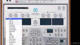 Cómo crear un bajo vocal estilo Toulouse, de Nicky Romero, con Parsec | Tutorial en español