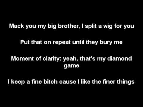 Lil Wayne Ft. Lil B - Grove St. Party + Lyrics On Screen