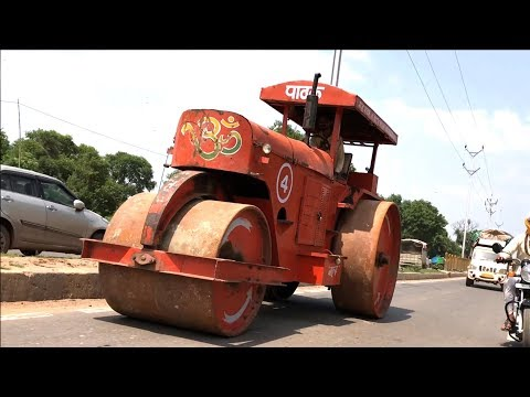 Road Roller 2018 | Real-life review