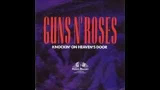 GnR Knocking On Heavens Door (Instrumental)