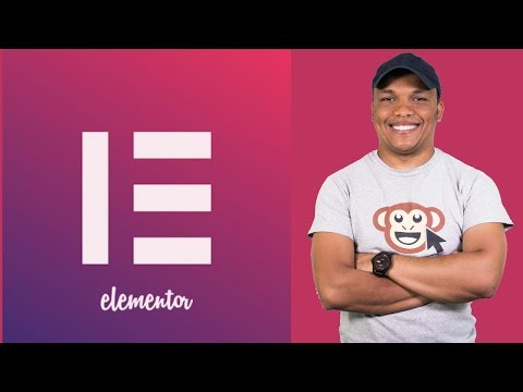 Elementor Complete Tutorial 2019 -  Build a Full Website with Elementor
