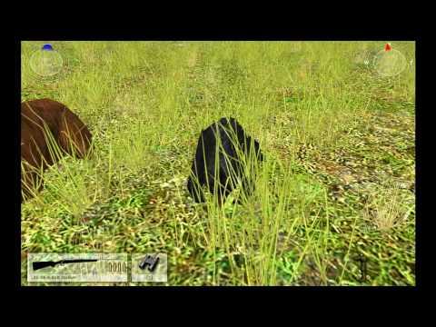 Hunting Unlimited 3: Animal (Add) Mod Testing [PC - HD]