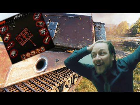 Танки Приколы, крутые ШОТЫ и Смешные моменты в World Of Tanks #195