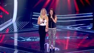 Indie and Pixie FULL Blind Audition- Perfect