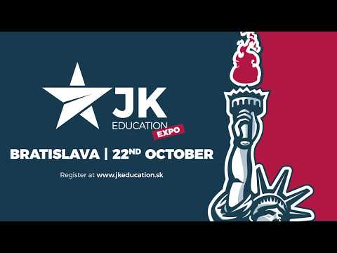 JK Education Expo  - Bratislava 22. 10. 2017
