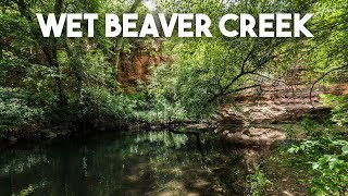Wet Beaver Creek Swimming Hole, Sedona