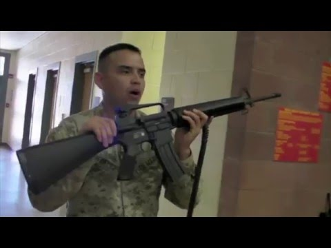 Download Inside the USMC Weapons Armory