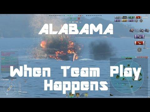 Alabama - When Random Team Play Happens