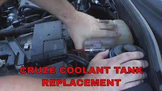 Rep Chevy Cruze Broken Coolant - Psnworld