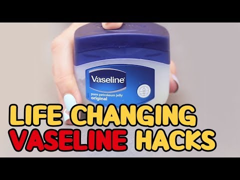 9 Surprising Uses For Vaseline ENG SUB • dingo kbeauty