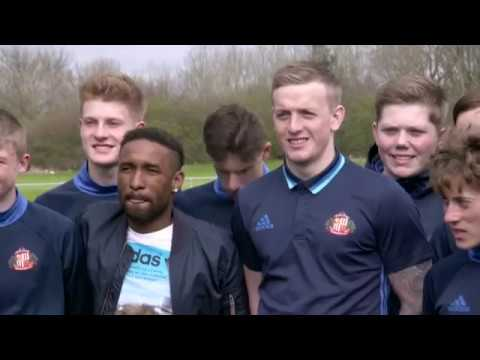 BBC Match of the Day visits Foundation of Light's Football Scholarship programme.