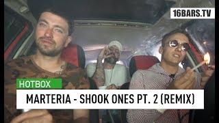 Marteria - Shook Ones Pt. 2 (Hotbox Remix) | 16BARS.TV