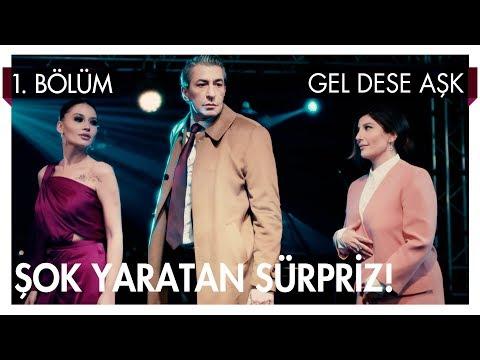 Murat'a doğum günü sürprizi! - Gel Dese Aşk 1. Bölüm