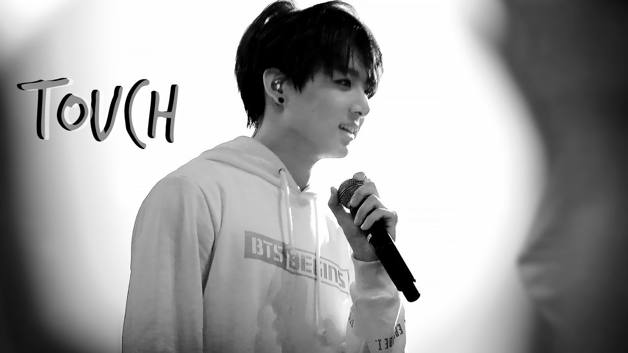 Jungkook BTS Edit (Touch Little Mix) - YouTube