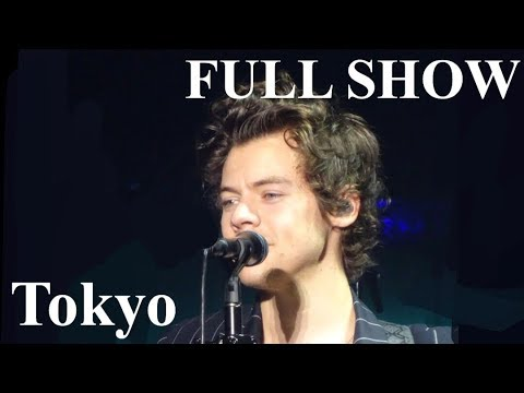 HARRY STYLES TOKYO, JAPAN FULL SHOW
