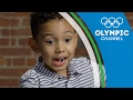 Kids Watch The Jamaican Bobsleigh Team for the First Time | Kids Call