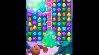 Candy Crush Friends Saga Level 232 - NO BOOSTERS 👩👧👦 | SKILLGAMING ✔️