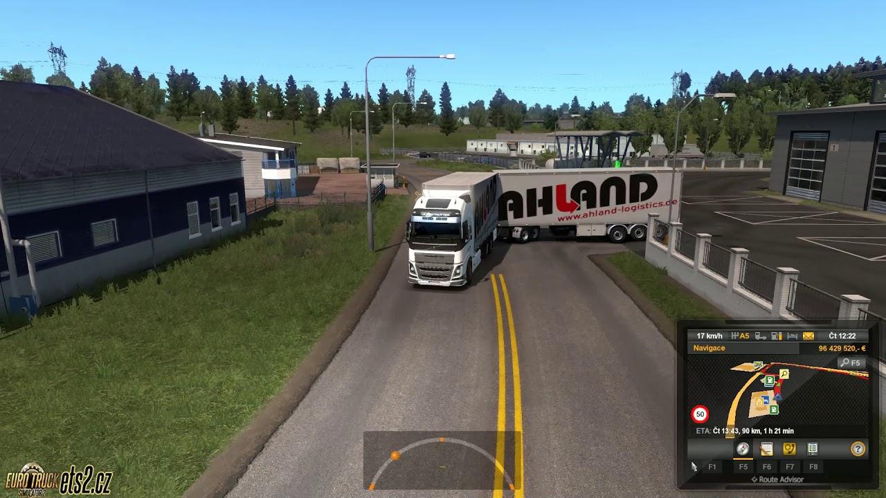 [ETS2] Ahland Logistics Devil BDF Tandem