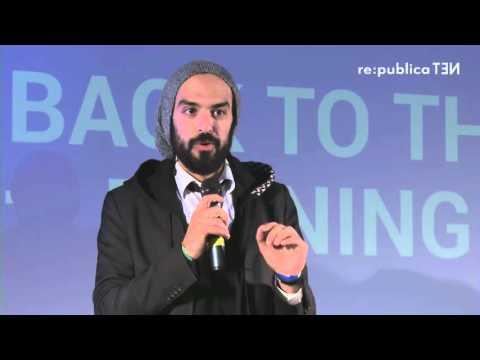 re:publica 2016 - Katharina Dermühl: Rebalancing the offline and online integration on YouTube