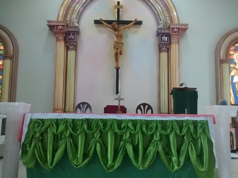 Altar decoration , YouTube