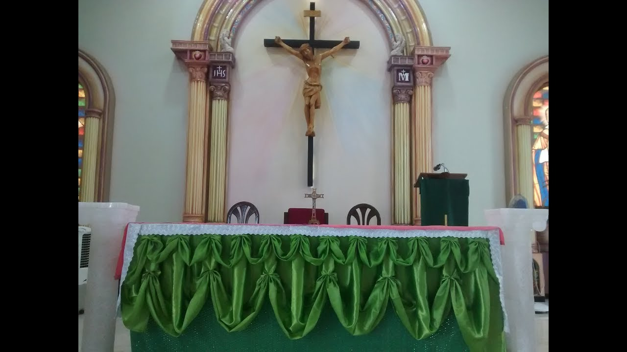 Altar Decoration You
