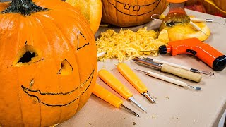 Pumpkin Carving Tool Review - Home & Family
