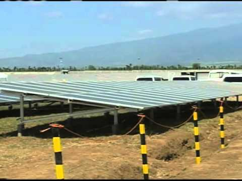 2 more solar power plants inaugurated in Negros Occidental