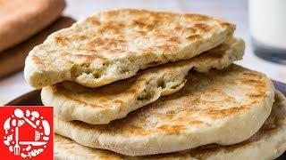 Экспресс-Лепешки: Когда неохота бежать за хлебом! Очень Вкусно, Просто и Быстро!