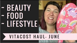Beauty/Food/Lifestyle Haul ~ June  (Vitacost)