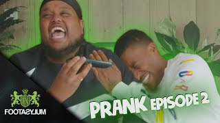 CHUNKZ AND FILLY PRANK DECLAN RICE, BROOKLYN AND VERY VEE BROWN | PRANK EPISODE 2