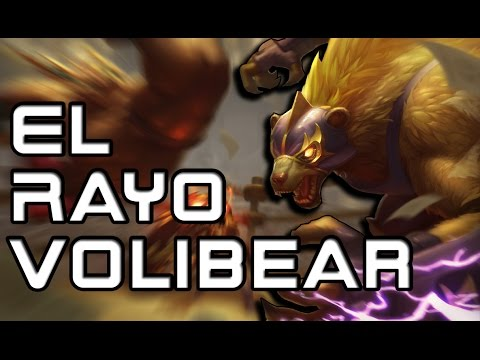 Volibear El Rayo - League of Legends (Completo BR)