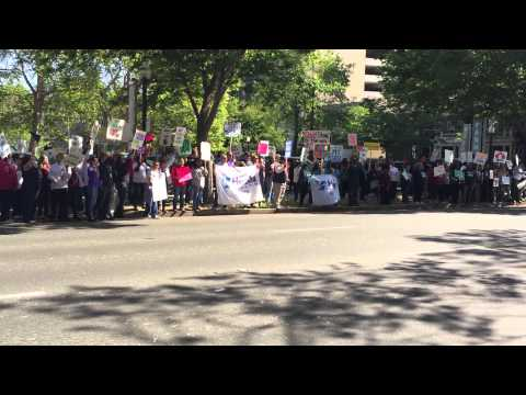 Heald College Of California Rally