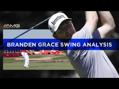 Branden Grace Swing Analysis