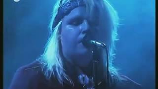 Gun Club Jeffrey Lee Pierce 1985 - Rare Barcelona TV Talk Show  Love & Desperation, Midnight Promise
