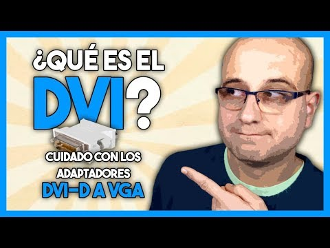 ℹ️ ¿Qué es el DVI? ¡Cuidado con las estafas de los adaptadores DVI-D a VGA!   La red de Mario