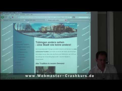 2 Spalten Layout HTML/CSS - Teil 7/9 - Layout Mittig Ausrichten