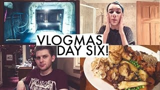 Lazy Sunday at Toby Carvery & Playing Fallout 4   Vlogmas #6