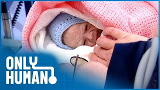 Mum Rushed into Emergency C-Section | Nurses | Only Human