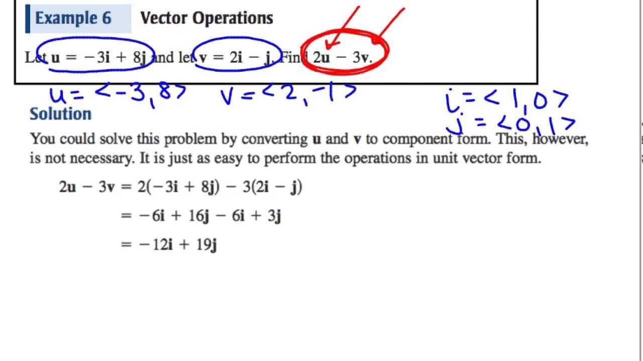 linear combination of vectors pdf