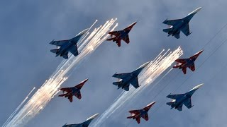 Who Is Russia Really Targeting in Syria?
