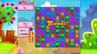 Candy Crush Saga Level 232 -- AppLevelHelp.Com